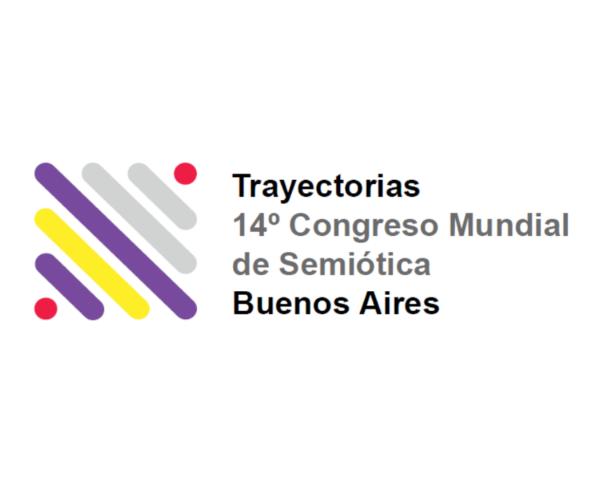 Trayectrias Congreso Mundial de Semiotica Buenos Aires Logo